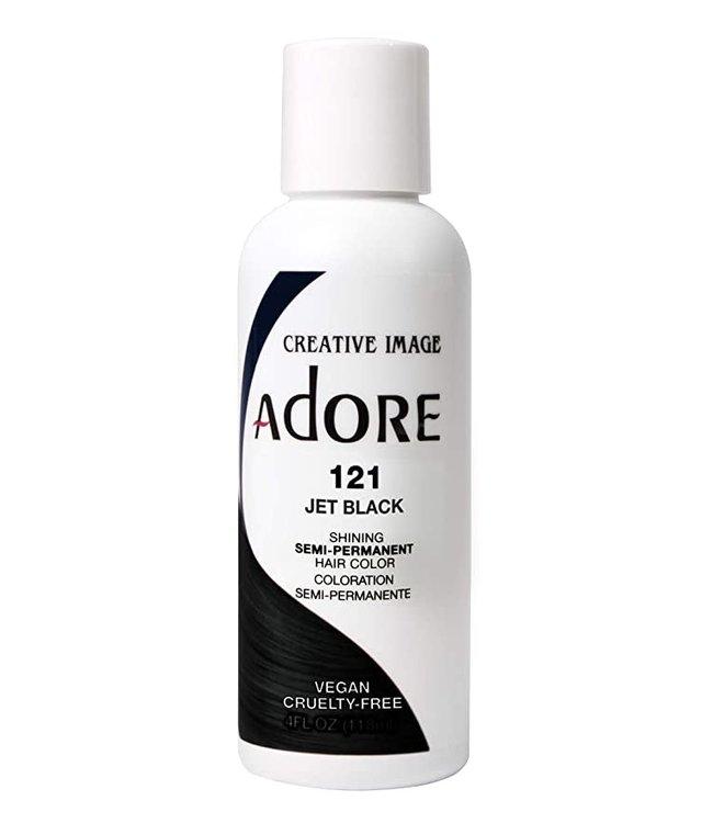 Adore Hair Color #121 Jet Black