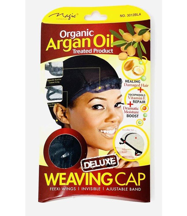 Magic Collection Argan Oil Weaving Cap 3012 Black