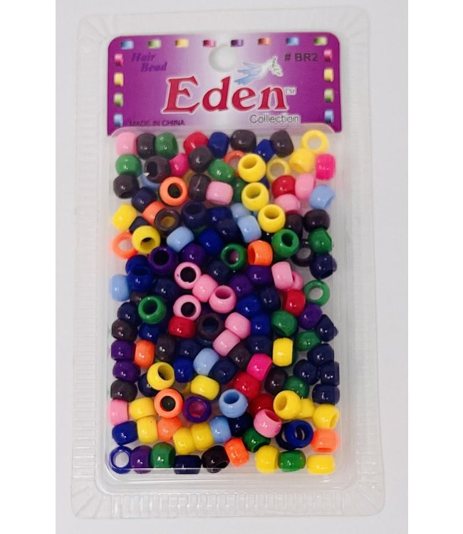 Magic Collection Eden Small Blister Round Beads Assorted