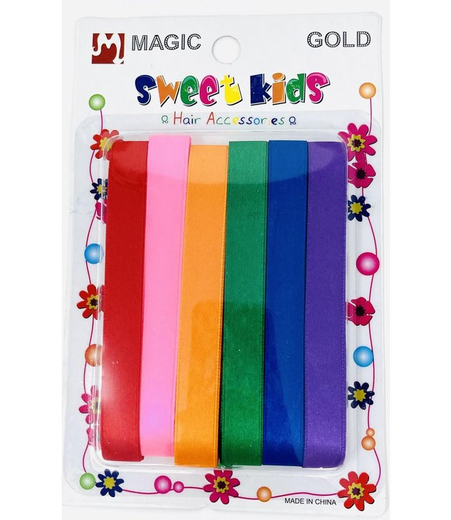 Magic Collection Sweet Kids Ribbon Assorted Mix #5060