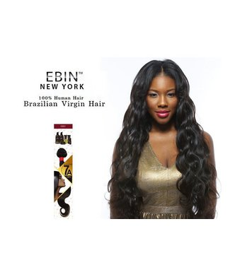 Ebin Brazilian Body Wave - 7A