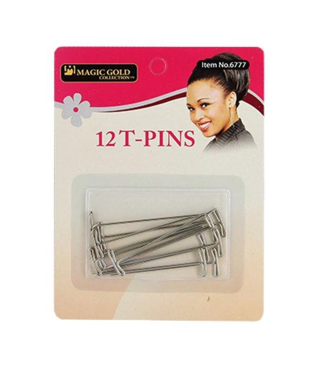 Magic Collection T-Pins - 1 douzaine (6777)