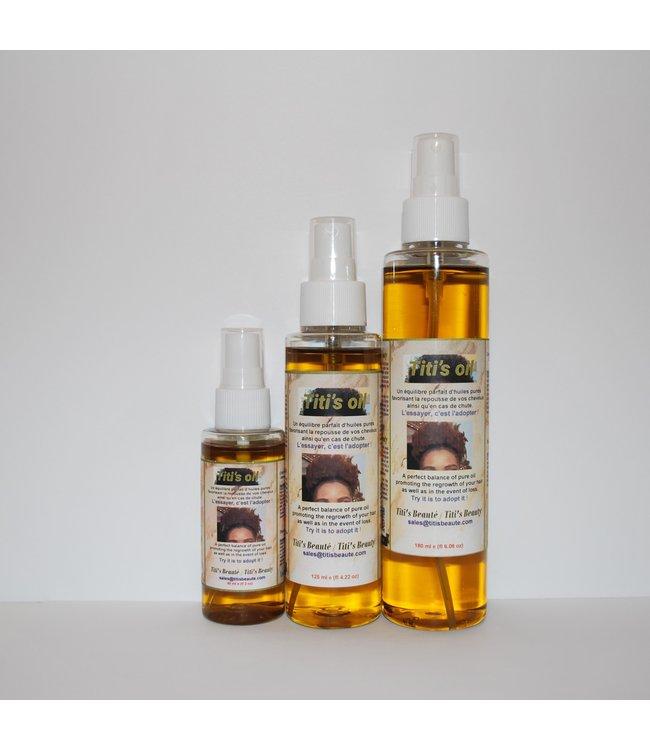Titi's Beauty Titi's Oil