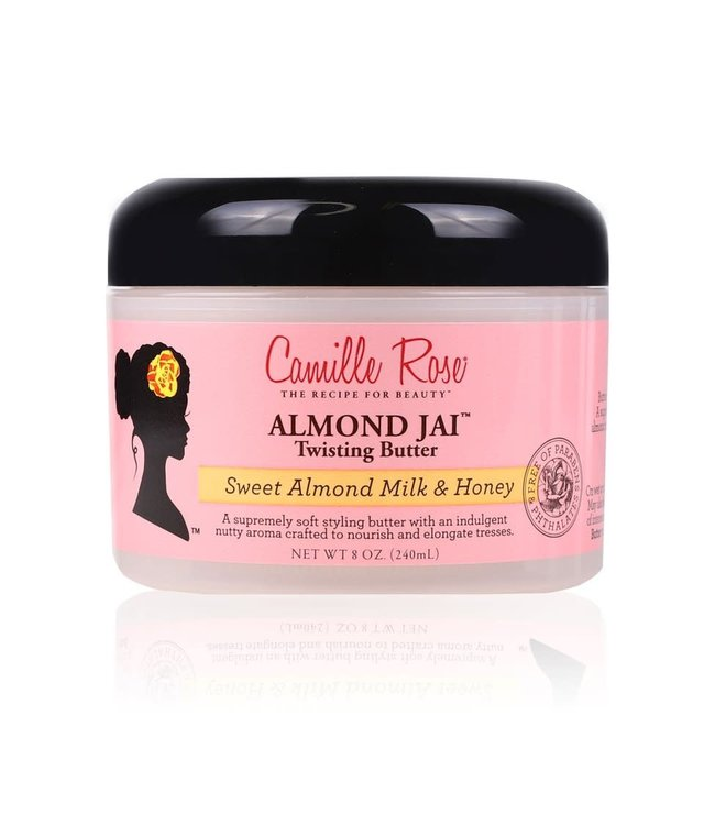 Camille Rose Almond Jai Twisting Butter - 8oz