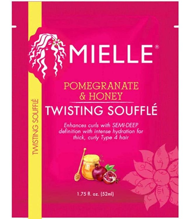 Mielle Organics Pomegranate & Honey Twisting Souffle (1.75oz)