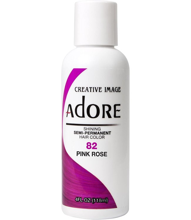Adore Hair Color #82 - Pink Rose