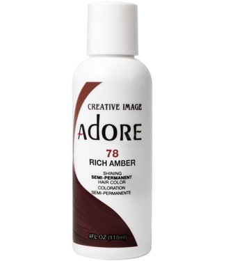 Adore Hair Color #78 - Rich Amber