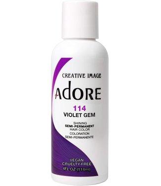Adore Hair Color #114 - Violet Gem
