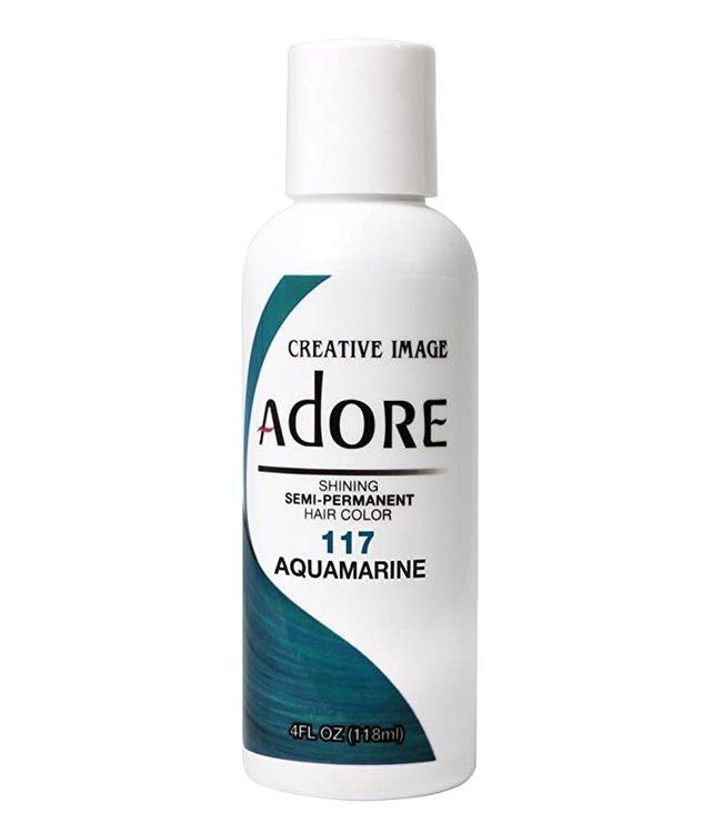 Adore Hair Color #117 - Aquamarine