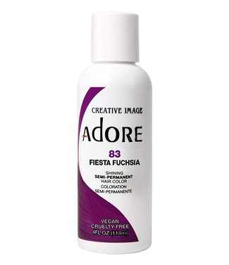 Adore Hair Color #83 - Fiesta Fuchsia