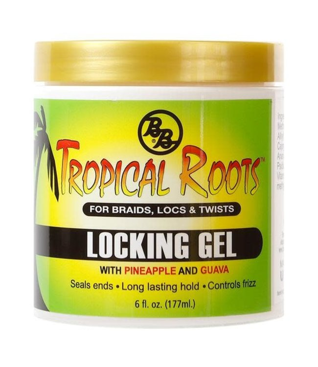 B & B Tropical Roots Locking Gel 6oz