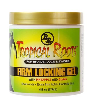 B & B Tropical Roots Firm Locking Gel 6oz