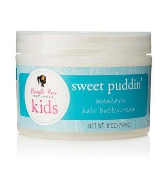 Camille Rose Kids Sweet Puddin' Mandarin Hair Buttercream 8oz