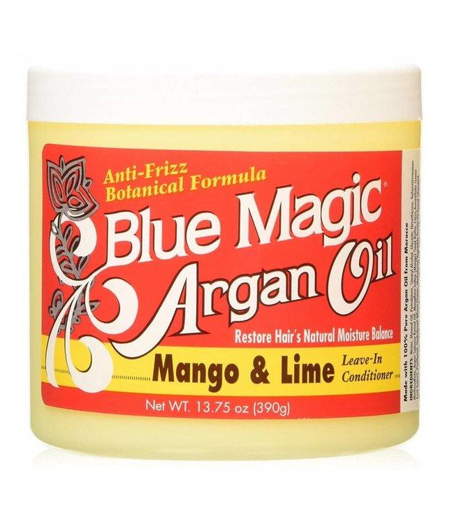 Blue Magic Argan Oil Conditioner W/Mango&Lime 13.75oz