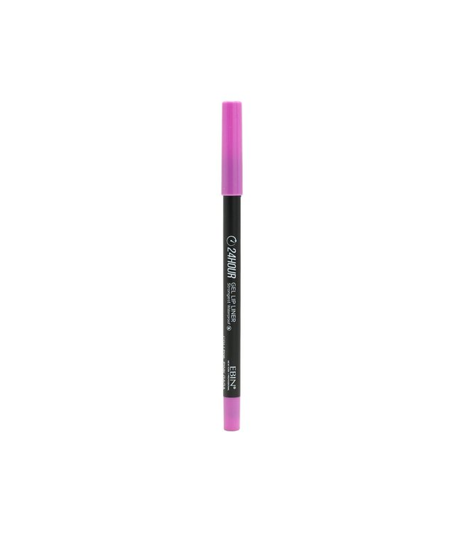 24 Hour Gel Lip Liner Pencil - Mauve Rain