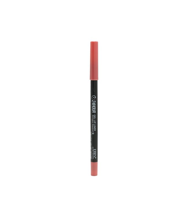 24 Hour Gel Lip Liner Pencil - Velvet Rouge