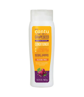 Cantu Grapeseed Strengthening Silicone Free Conditioner 13.5oz