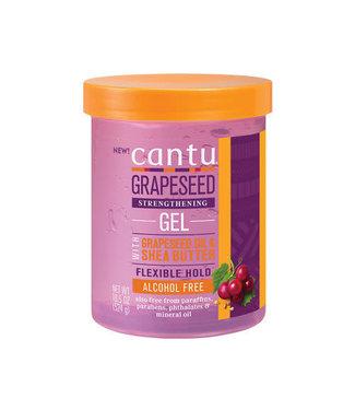 Cantu Grapeseed Strengthening Alcohol Free Gel 18.5oz