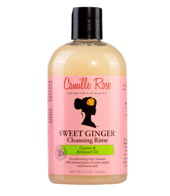 Camille Rose Camille Rose Sweet Ginger Cleansing Rinse 12oz