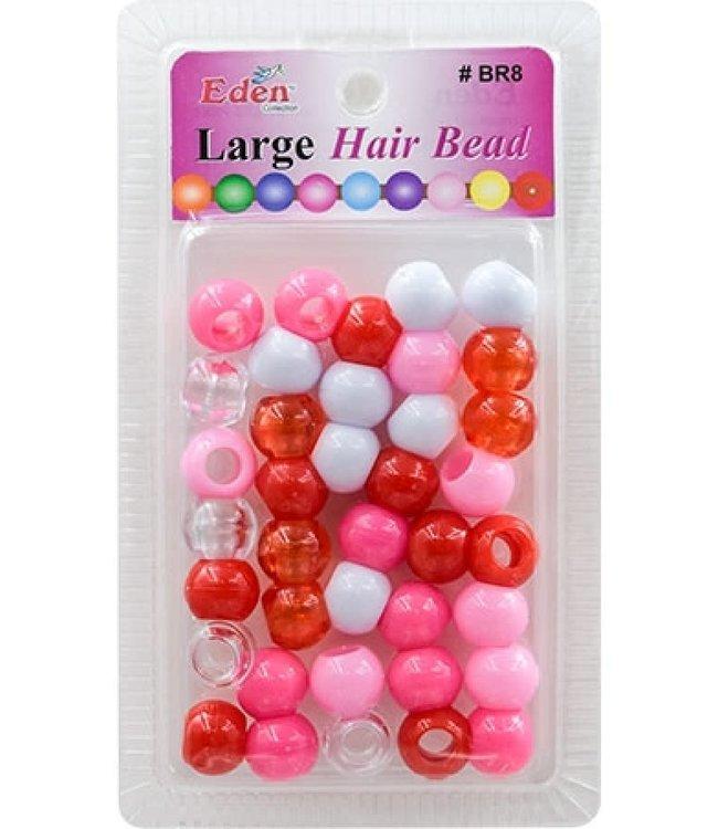 Eden Eden Jumbo Color Beads  BR8-PNK6