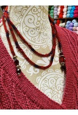The New Knittery I-Cord Beaded Rope Necklace: Sun, 3/22 (1p - 3p)