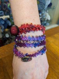 Turkish Crochet Bracelets
