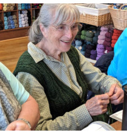 The New Knittery Spring Workshop 9: Saturdays, 3p - 5p