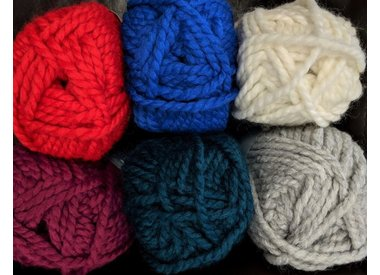 Yarn (6) - Super Bulky