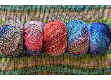 Yarn (3) - DK