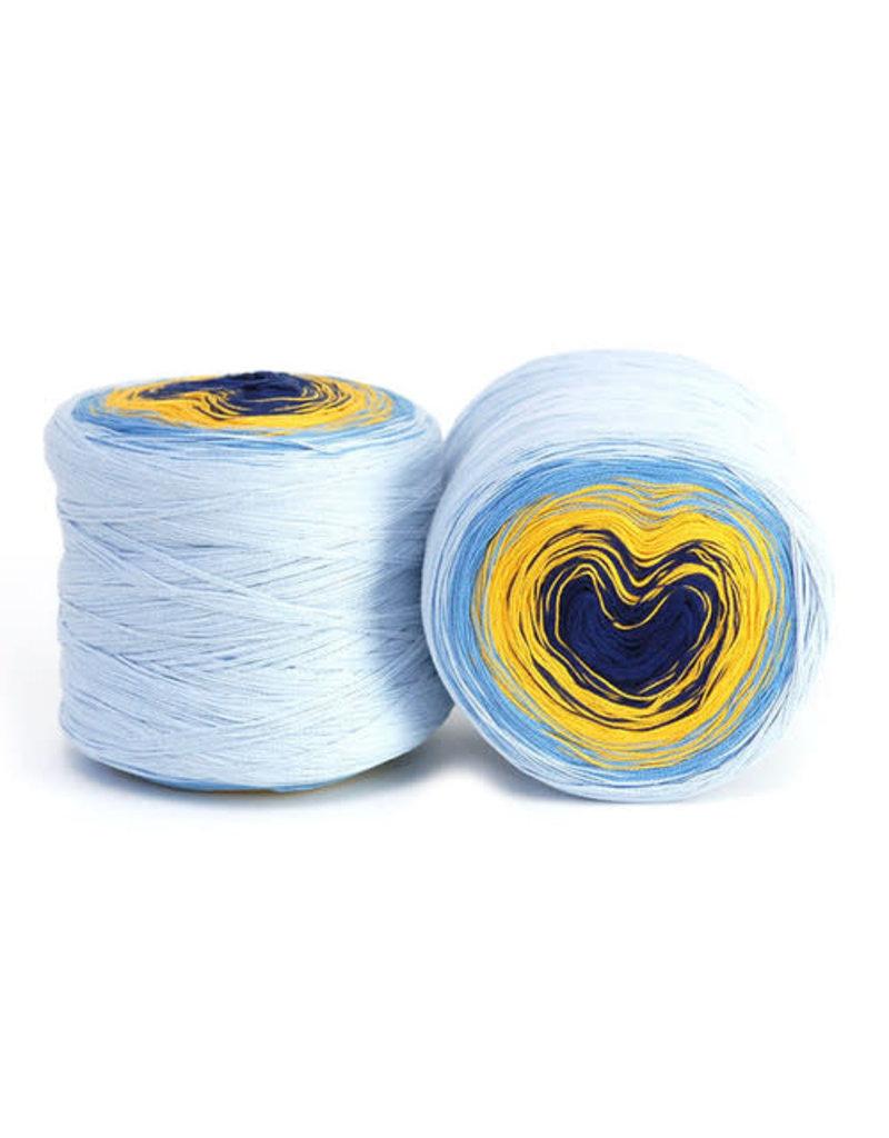 HiKoo HiKoo: Concentric Cotton,