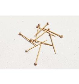 Crystal Palace Bamboo Bamboo Marking Pins