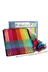 "Harrisville Designs Harrisville Designs: Potholder Pro Kit (10"" x 10"" Loom - makes 2)"