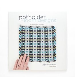 Harrisville Designs Potholder Loom Designs, 140 Colorful Patterns