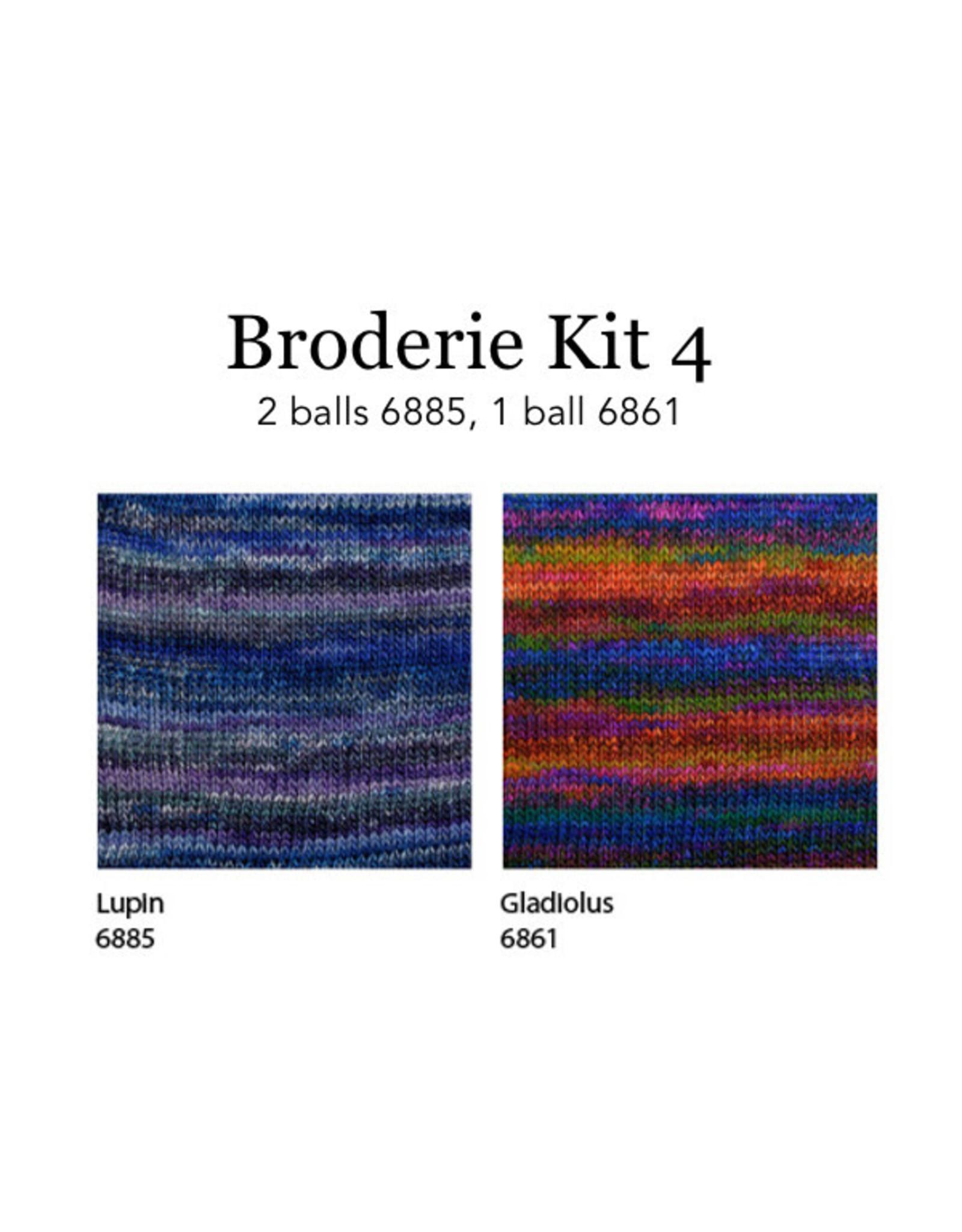 Berroco Berroco: Broderie Kit,