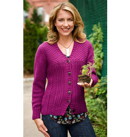 Berroco Berroco: Drift Cardigan Kit (Greens),