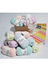 EYB EYB: Mexican Wave Blanket Kit,