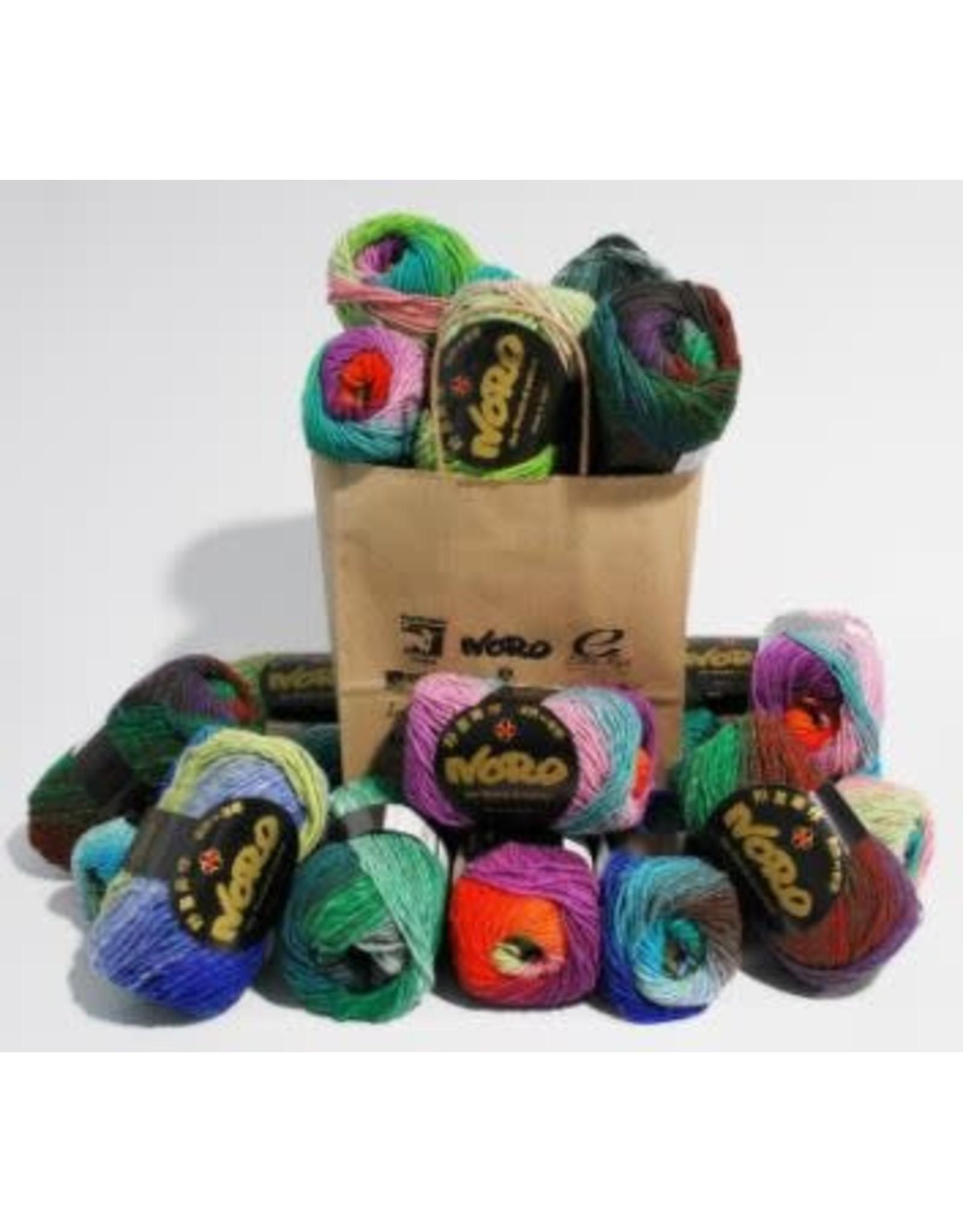 Noro Noro: Heart Blanket Kit