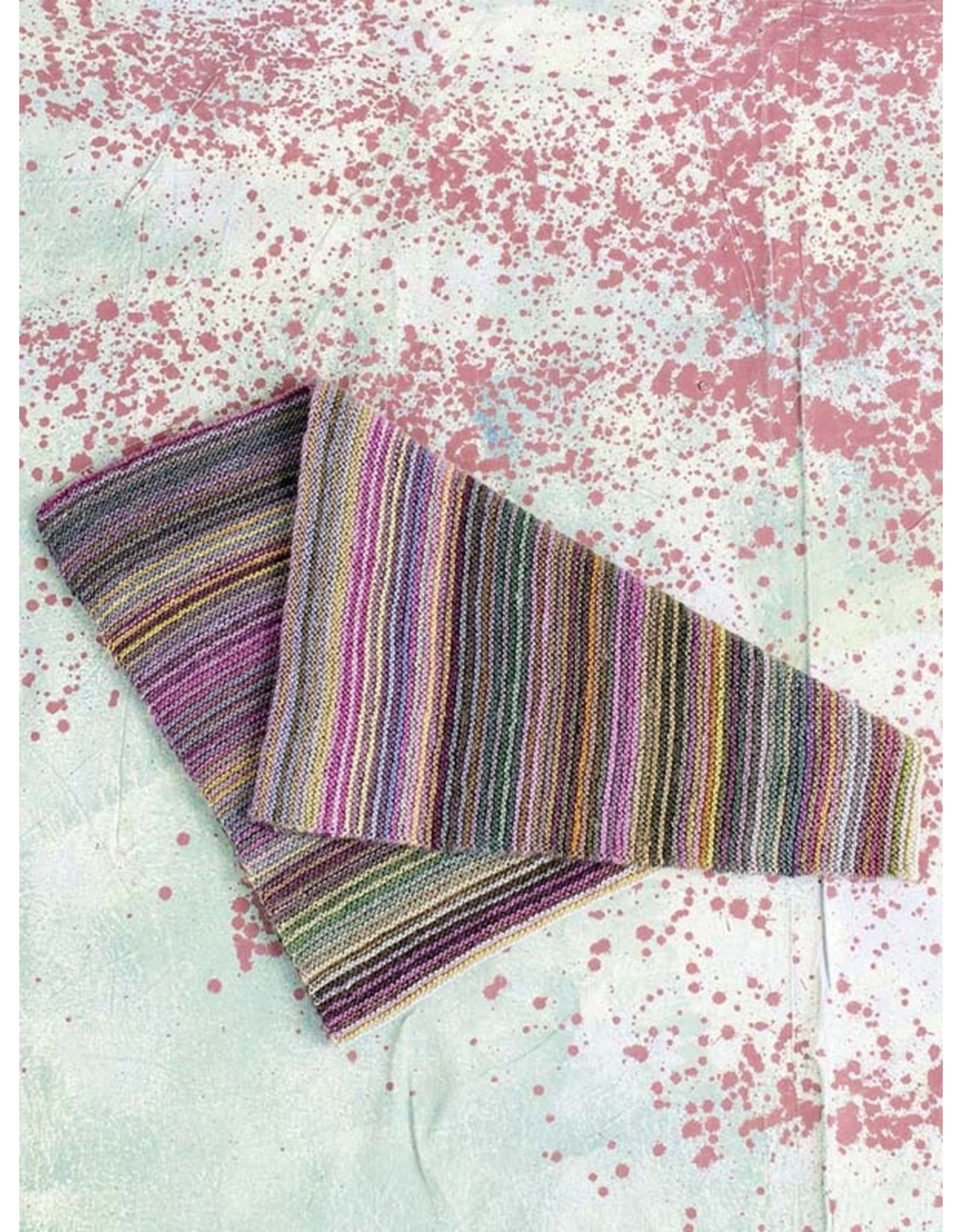 Lang Yarn LANG: Knit Blanket Kit (Sunset Fields)