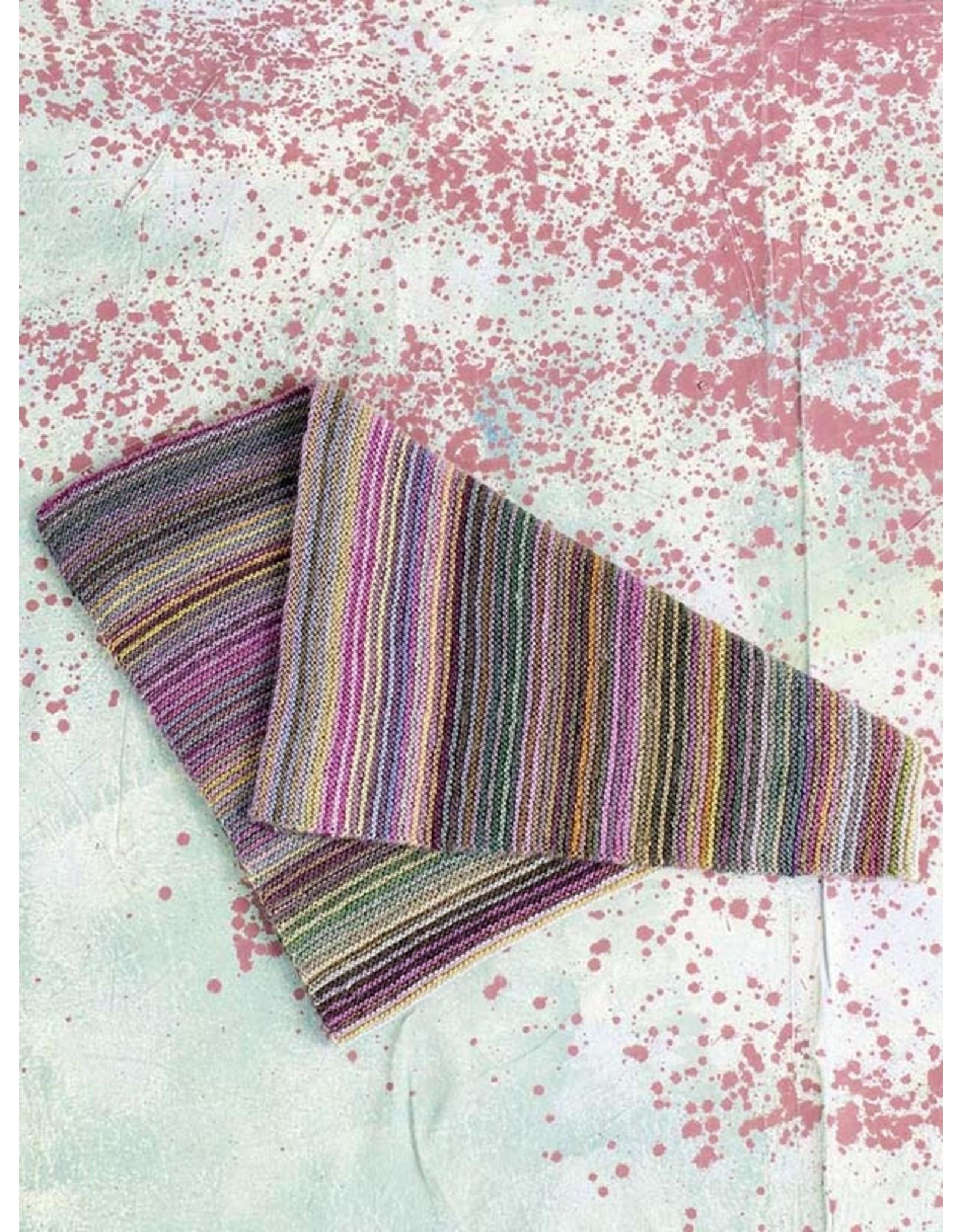 Lang Yarn LANG: Knit Blanket Kit (Rainbows)