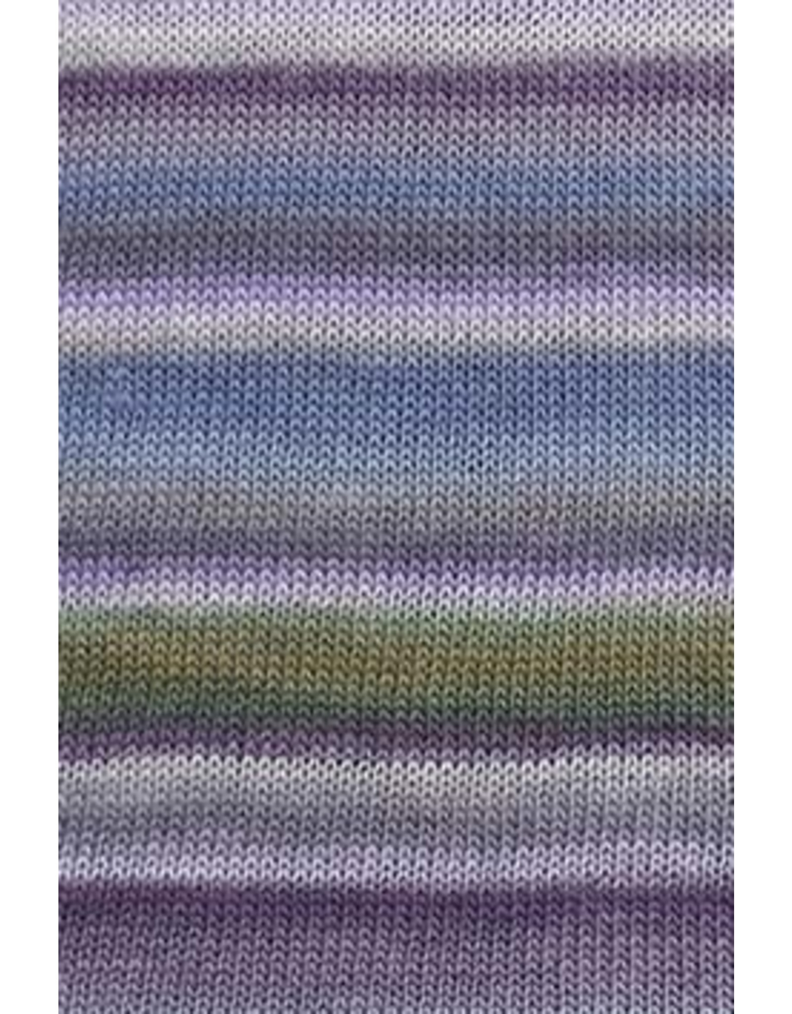 Lang Yarn LANG: Knit Blanket Kit (Dawn & Dusk)
