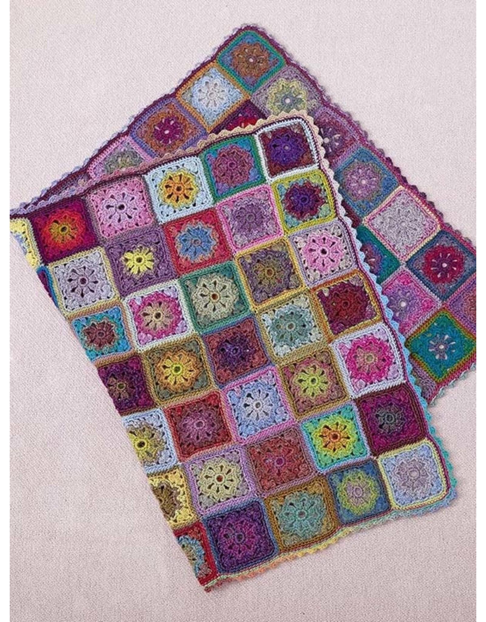 Lang Yarn LANG: Crochet Blanket Kit
