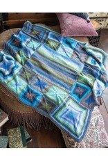 Noro Noro: Perfectly Square Throw Kit