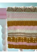 Berroco Casapinka Blanket Kit,