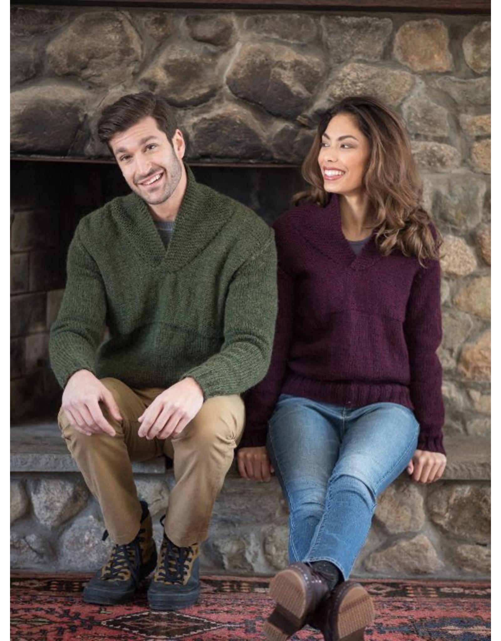 Berroco Berroco: Eyre/Rochester Pullover Kit (Warms),