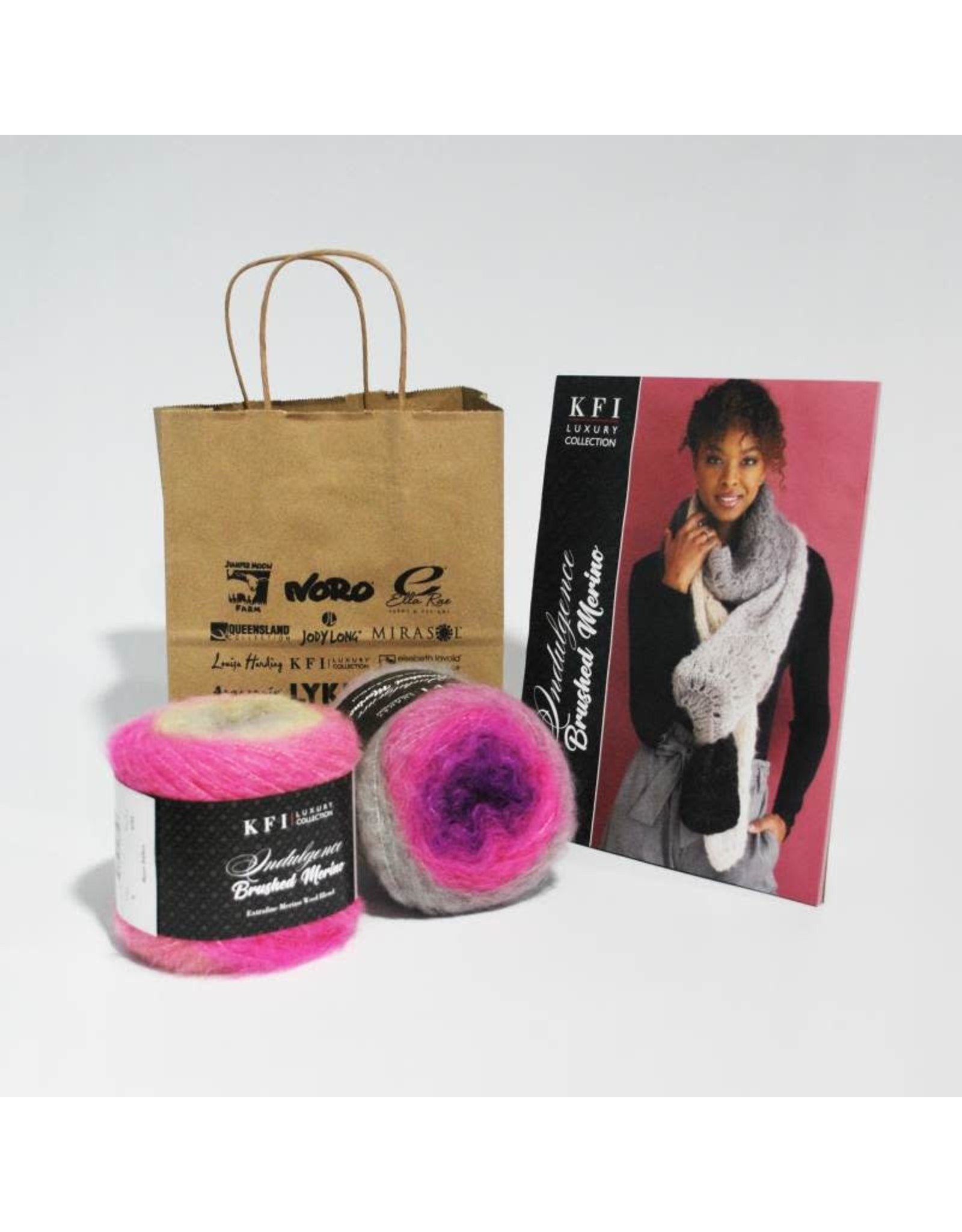 KFI Collection KFI: Laila Scarf Kit,