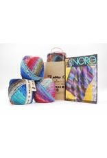 Noro Noro: Textured Blanket Kit,