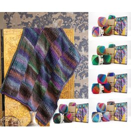 Noro Noro: Textured Blanket Kit,