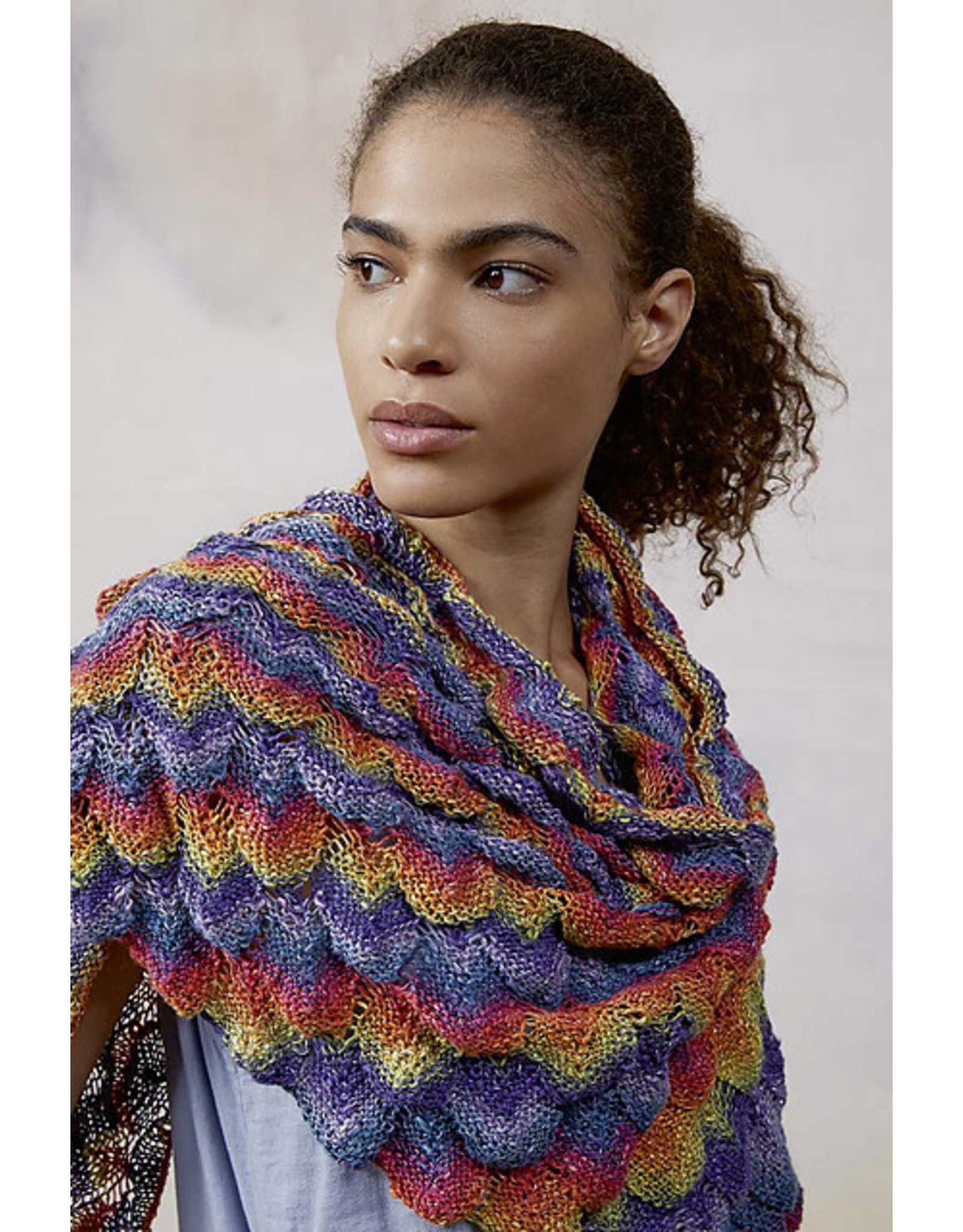 Lang Yarn Lang Yarn: Linello Triangle Kit,