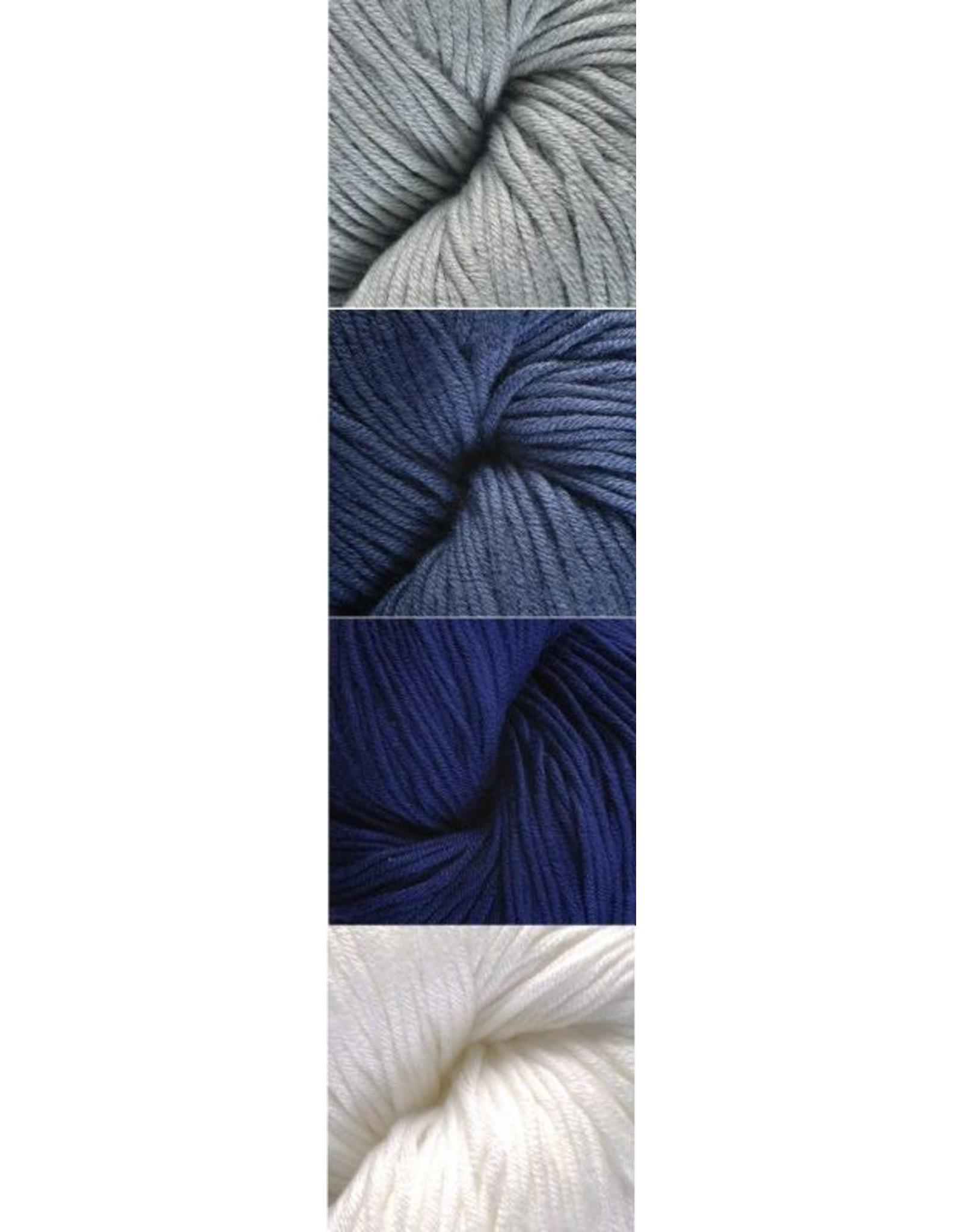 Berroco Berroco: Hydrangea Blanket Kit,