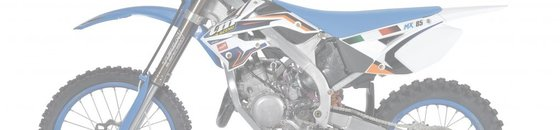TM Racing Frame 85cc / 100cc Junior 2016